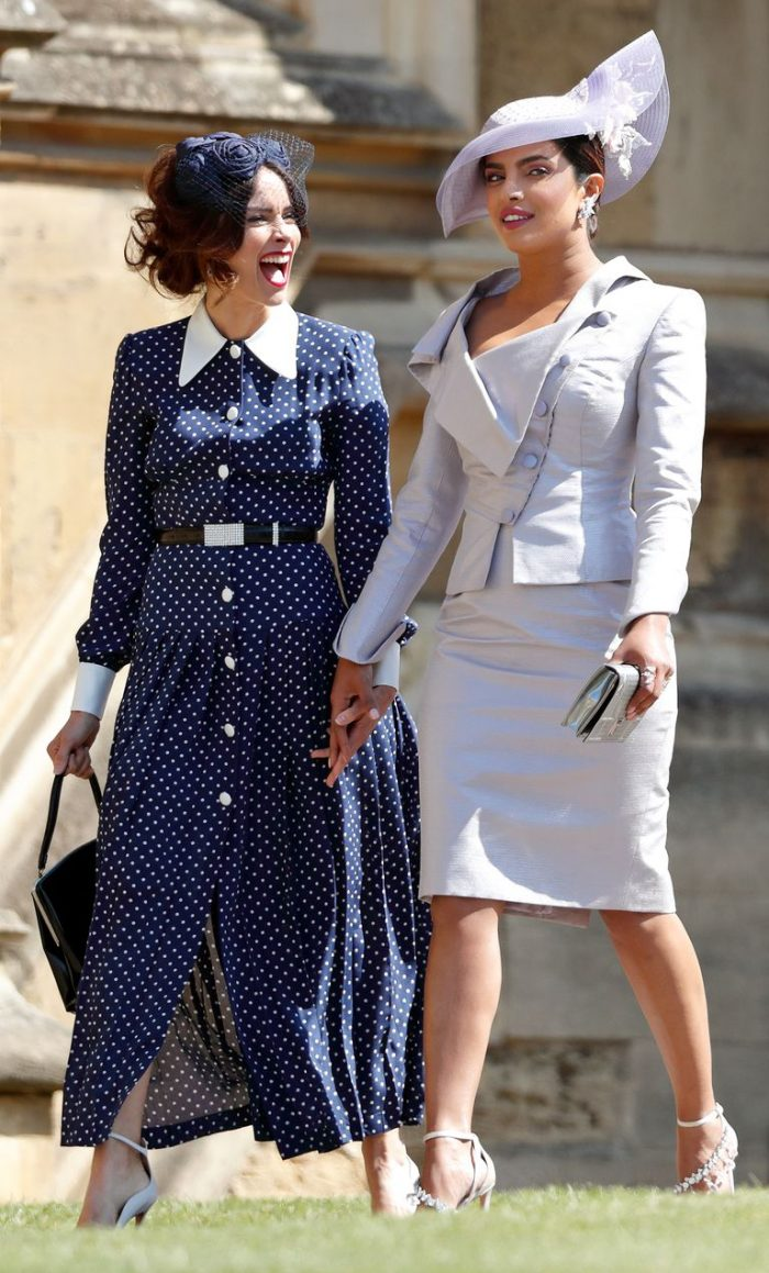 Kate Middleton Abito a pois Aibigail Spencer